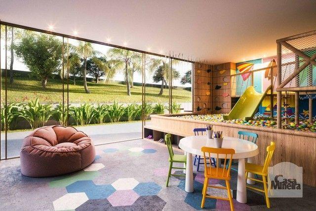 Apartamento à venda com 4 dormitórios em Sion, Belo horizonte cod:264980 - Foto 8