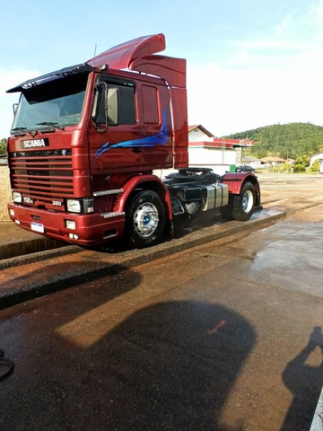 Vendo Scania 112 h - Foto 4