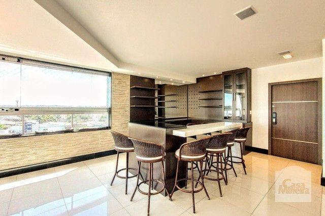 Apartamento à venda com 5 dormitórios em Itapoã, Belo horizonte cod:280459 - Foto 5
