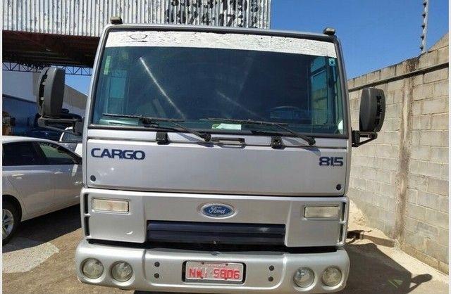 Ford cargo ( ENTRADA + PARCELA ) - Foto 2