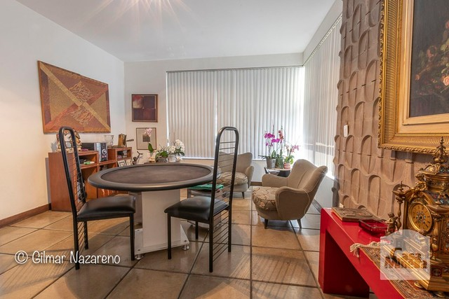 Apartamento à venda com 4 dormitórios em Santo antônio, Belo horizonte cod:270178 - Foto 6