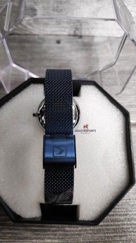 Dia dos namorados! Lindíssimo Relógio Premium importado novo e com garantia! - Foto 5