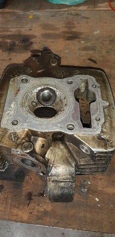 Cabeçote da Honda Bros 150cc - Foto 2