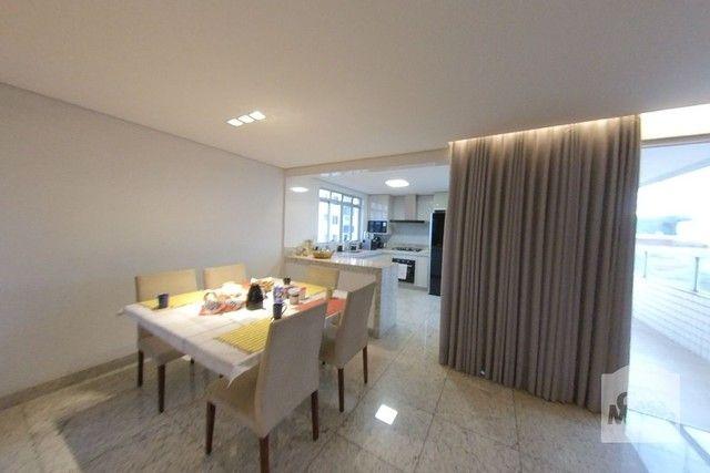 Apartamento à venda com 4 dormitórios em Santa rosa, Belo horizonte cod:275927 - Foto 8