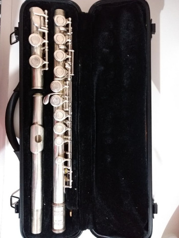 Flauta prata - Foto 3