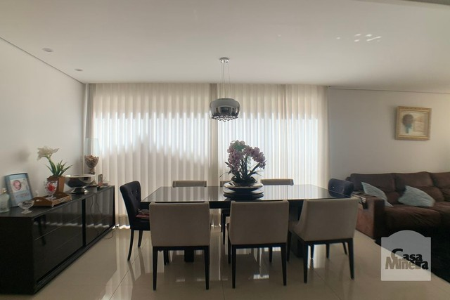 Apartamento à venda com 4 dormitórios em Santa rosa, Belo horizonte cod:277273 - Foto 4