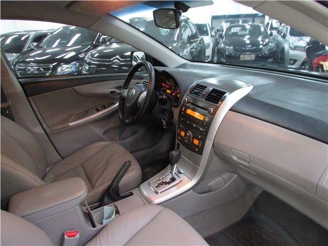 Toyota Corolla 2013 1.8 gli 16v flex 4p automático - Foto 8
