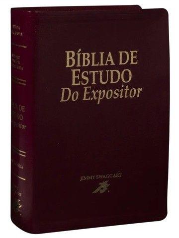 Bíblia do Expositor Versículo por Versículo. - Foto 3