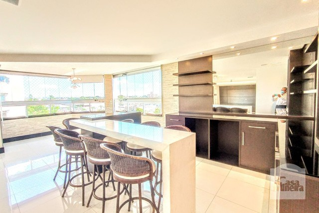Apartamento à venda com 5 dormitórios em Itapoã, Belo horizonte cod:280459 - Foto 4