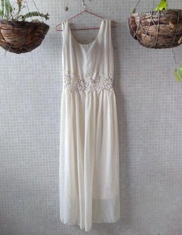 Vestido de noiva tam 46