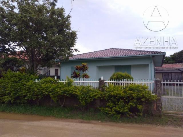 Casa à venda com 2 dormitórios em Ressacada, Garopaba cod:1806