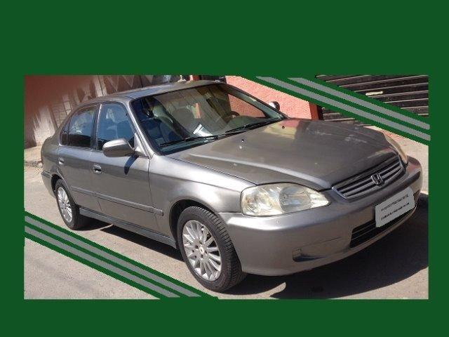 High Quality Honda Civic Lx 2000 Ac/of Parcelo Cartao Até 12 Vezes Ler Anuncio
