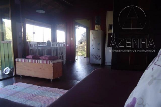 Casa à venda com 1 dormitórios em Praia da gamboa, Garopaba cod:1411 - Foto 3