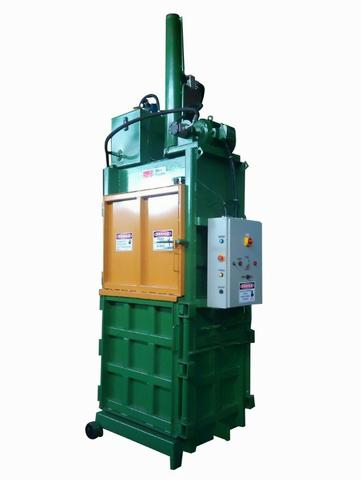Prensa Hidráulica Vertical - Enfardadeira para fardos de resíduos para Reciclagem - Foto 3