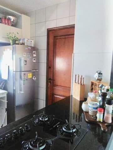 Apartamento 3/4 - 80m² -.Morro Branco - Cond. Ville de Lyon - Foto 9