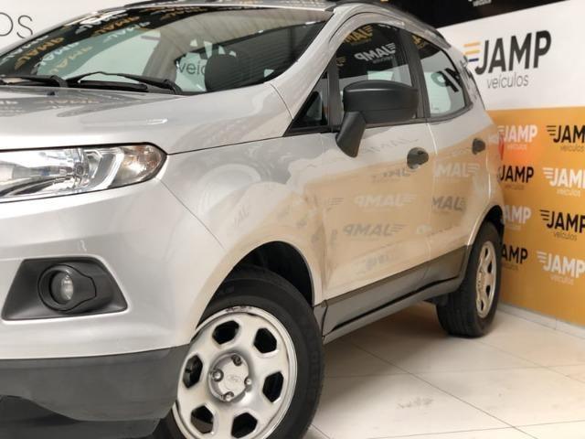 Ford Ecosport SE 2.0 Flex Automática - Banco em couro + Pneus ZERO + (IPVA 2019 Pago) - Foto 2