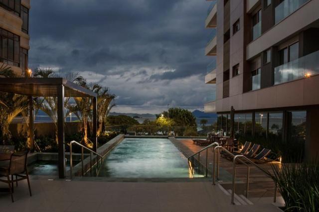 Frente para a Beira Mar Norte - Sonata Place Woa - 03 Suites - Foto 4