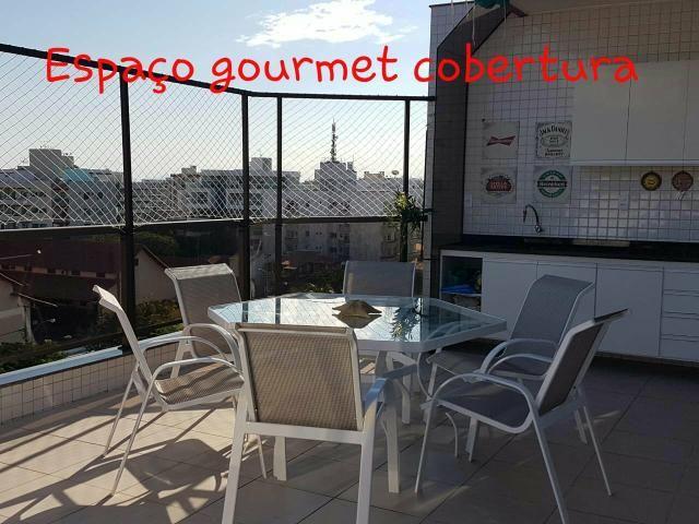 Cobertura dúplex com vista mar 2 suítes / 4 quartos no Braga