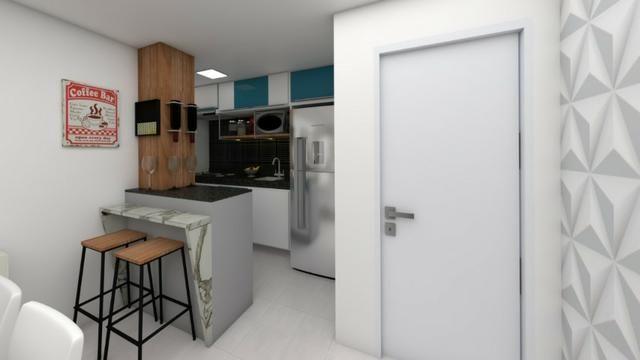 Apartamentos para alugar no Bairro Damas, 03 quartos opções de 01 e 02 vagas de garagem - Foto 5