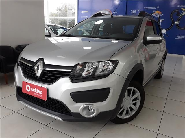Renault Sandero 1.6 16v sce flex stepway expression manual - Foto 2