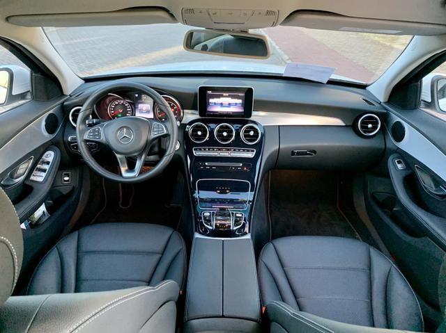 Mercedes benz - c180 cgi 1.6 turbo 16v automático 2018/2018 (único dono) - Foto 4