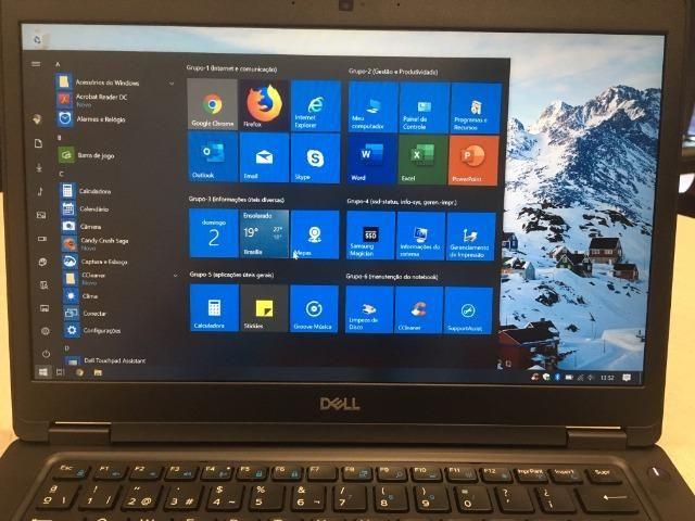 NoteBook_Dell Latitude-5490 (linha Empresarial)