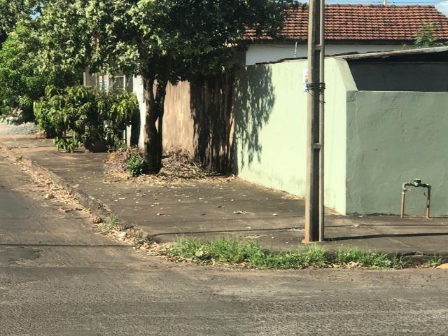Terreno 15 por 15 m, comercial com uma casa de alvenaria,centro de tangará,Ponto Comercial - Foto 4