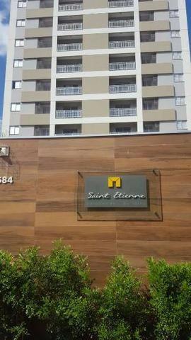 Apartamento Saint Etienne 03 quartos sendo 01 suíte com porcelanato 02 Vagas Sol da manhã - Foto 2