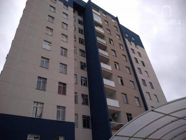 Apartamento com 3 dormitórios à venda, 78 m² por R$ 340.000 - Jardim Camburi - Vitória/ES - Foto 3