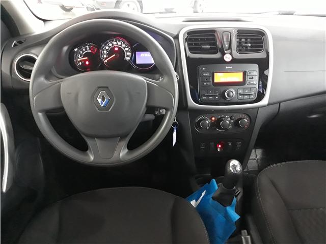 Renault Sandero 1.6 16v sce flex stepway expression manual - Foto 7