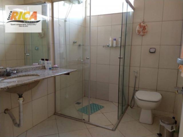 Casa c/ 4 quartos Estilo Sobrado à venda no Condomínio Mediterrâneo - Foto 17