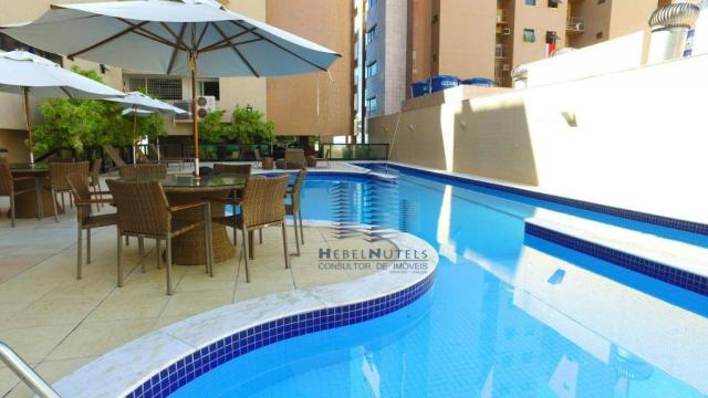 Apartamento com 4 dormitórios à venda, 319 m² por R$ 2.751.500,00 - Jatiúca - Maceió/AL - Foto 3