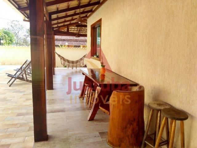 Casa residencial aconchegante com área gourmet disponível para venda em juatuba | juatuba  - Foto 8