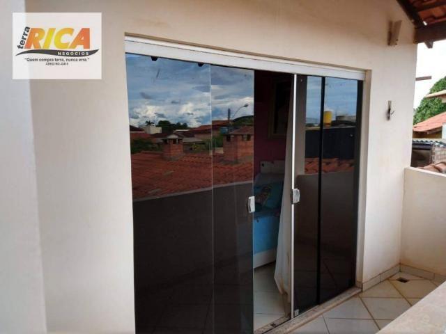 Casa c/ 4 quartos Estilo Sobrado à venda no Condomínio Mediterrâneo - Foto 15