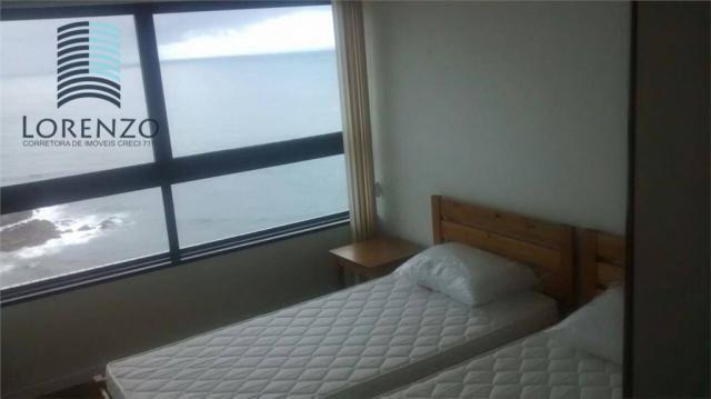 Ondina Apart - Apartamento com 3 dormitórios para alugar, 120 m² por R$ 3.024/mês - Ondina - Foto 9