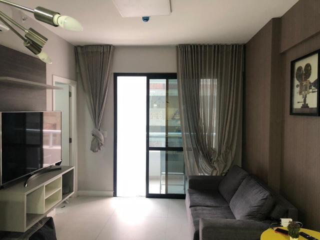 Apartamento com 1 dormitório à venda, 44 m² por r$ 350.000 - caminho das árvores - salvado - Foto 2