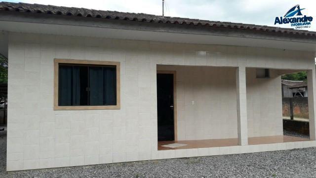 Casa de alvenaria no bairro itoupava açu em schroeder. - Foto 3