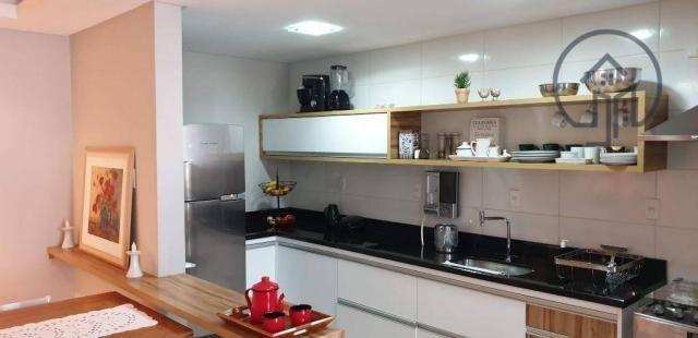 Apartamento com 1 suíte e 01 dormitório à venda por R$ 350.000 - Centro - Jaraguá do Sul/S - Foto 13