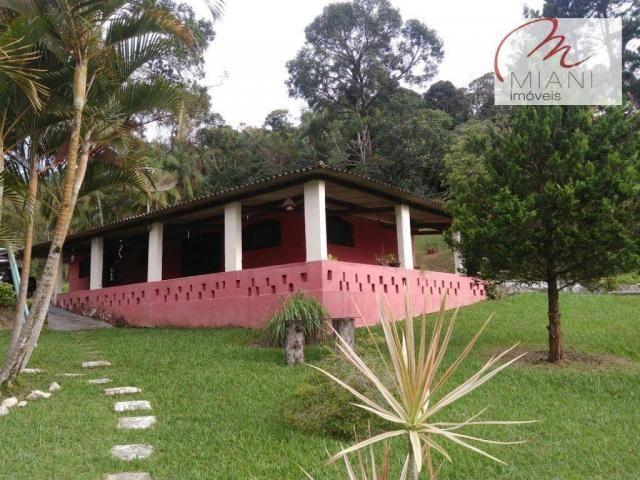 Chácara residencial à venda, Jardim das Palmeiras, Juquitiba. - Foto 2