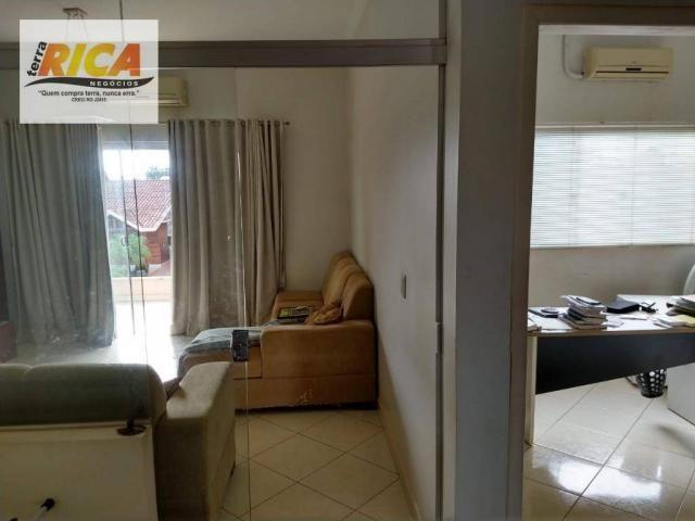 Casa c/ 4 quartos Estilo Sobrado à venda no Condomínio Mediterrâneo - Foto 8