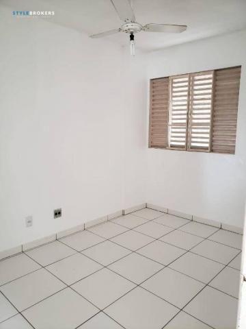 Apartamento com 2 dormitórios à venda, 52 m² por R$ 145.000,00 - Terra Nova - Cuiabá/MT - Foto 13