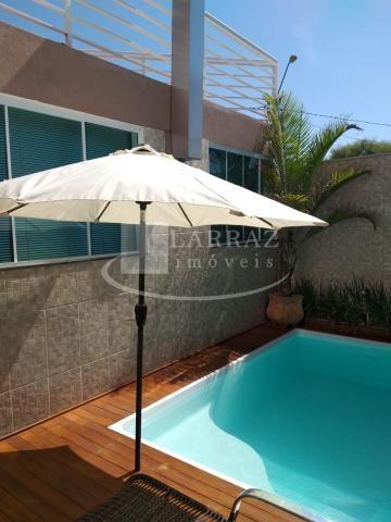 Lindo sobrado para venda em matão no cidade jardim, 2 suites, varanda gourmet e piscina em - Foto 17