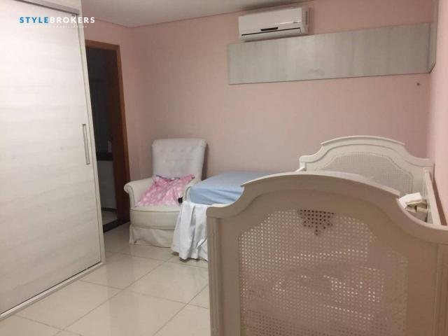 Cobertura no Edifício Sky Loft com 3 dormitórios à venda, 224 m² por R$ 1.300.000 - Bairro - Foto 16