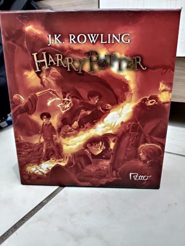 Livro Harry potter - Foto 2