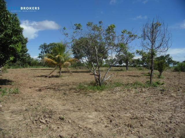 Fazenda à venda, 800000 m² por R$ 550.000,00 - Zona Rural - Nossa Senhora do Livramento/MT - Foto 2
