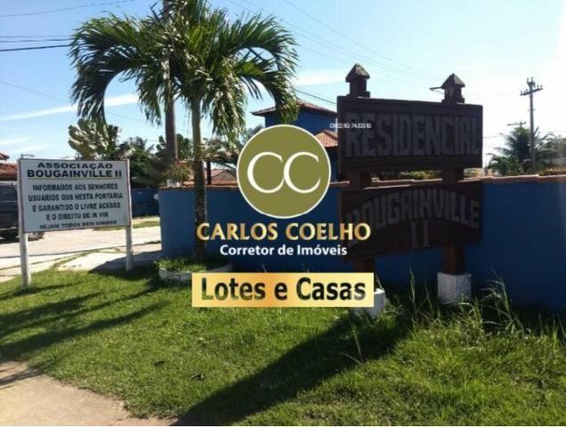 F CC vende Terreno no Condomínio Bougainville II em Unamar - Tamoios - Cabo Frio/RJ