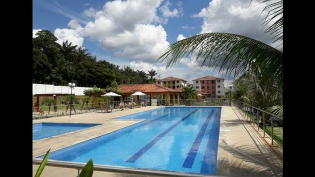 Apartamento Semi Mobiliado no Condomínio Villa Jardim Orquídea 3 Qts - Foto 7