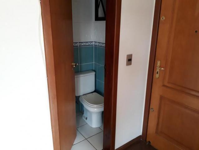 Apartamento com 3 dormitórios à venda, 94 m² por r$ 420.000 - bairro jardim - santo andré/ - Foto 9