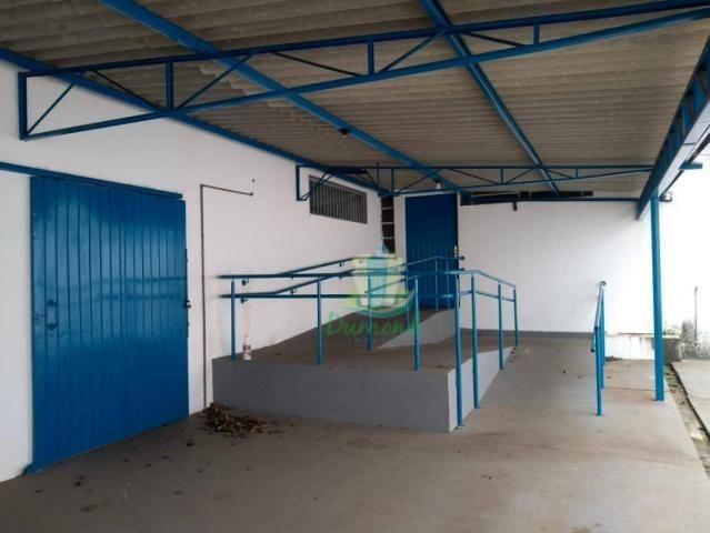 Barracão à venda, 221 m² por R$ 750.000,00 - Jardim América - Foz do Iguaçu/PR - Foto 4