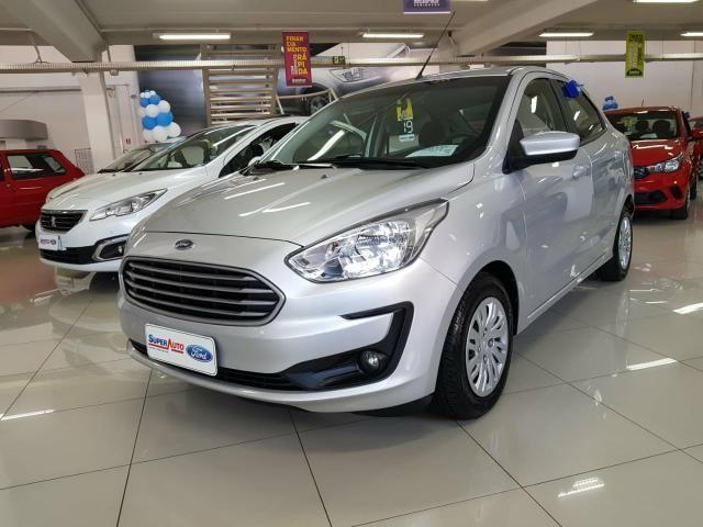 Ford ka + sedan 1.5 2019 km 38.000 tiago * whats